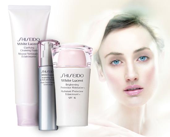 White Lucent de Shiseido: altísima eficacia