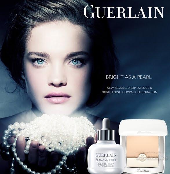 Guerlain tiene gamas muy completas de productos despigmentantes