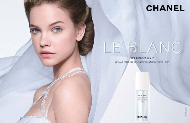 Le Blanc de Chanel