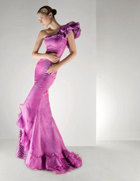 Vestido de Franco Quintans