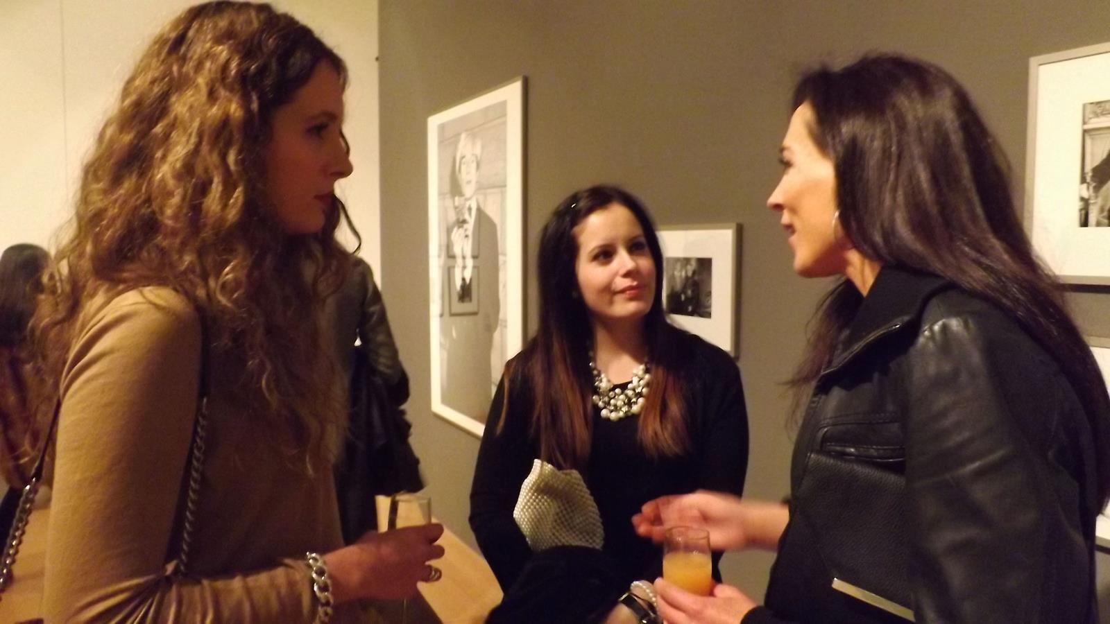 Con Cristina de Blog and Coffe