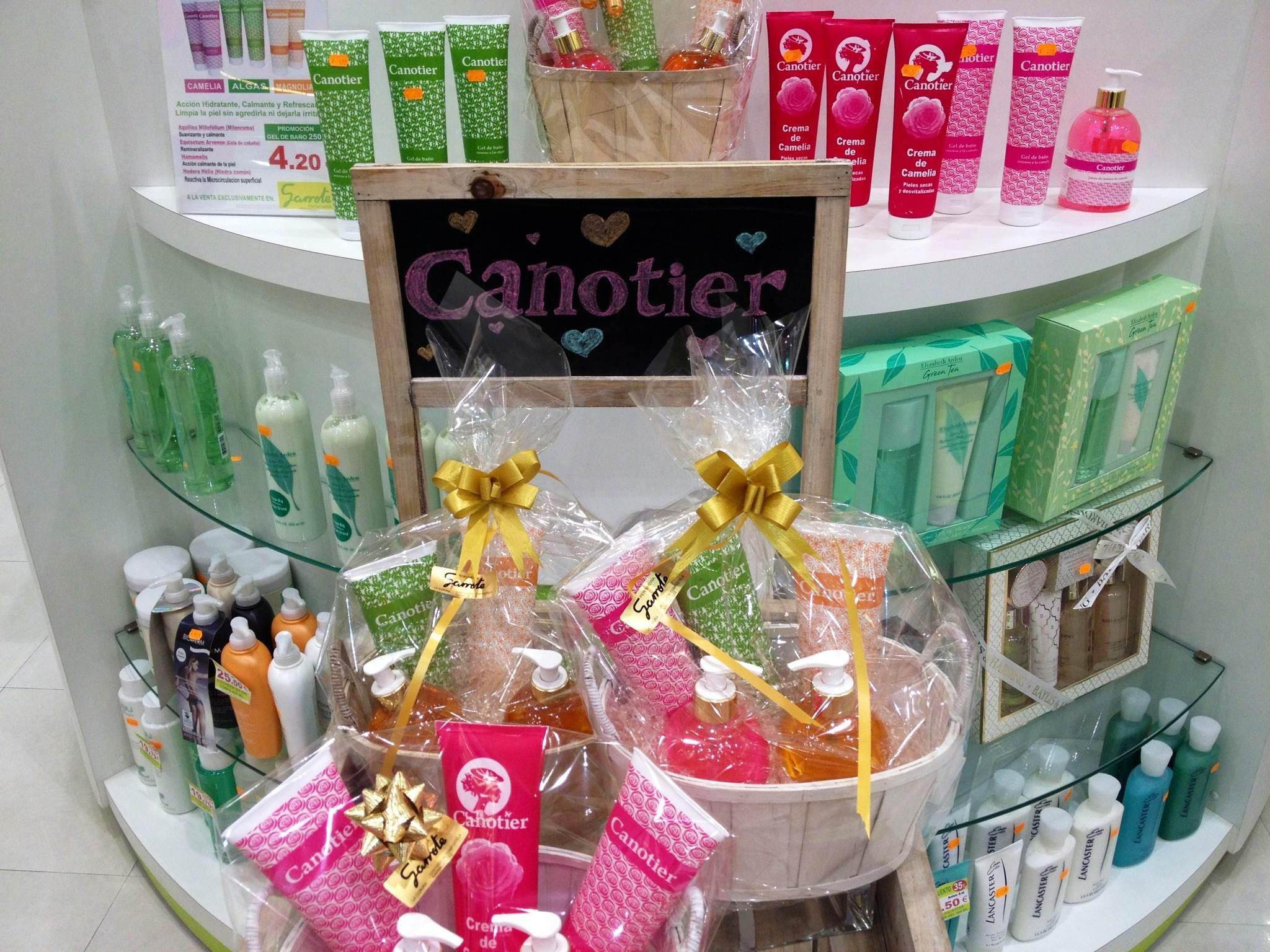 Perfumería Garrote en el Centro Comercial de Marineda City en A Coruña