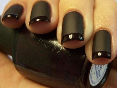 manicura-francesa-negra