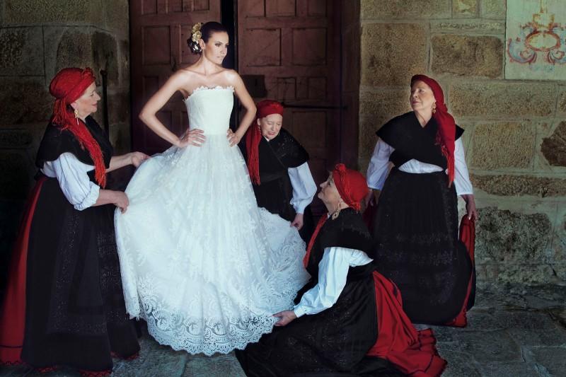 Diseño Franco Quintans, Fotografía Máximo arroyo, Modelo Diana Nogueira