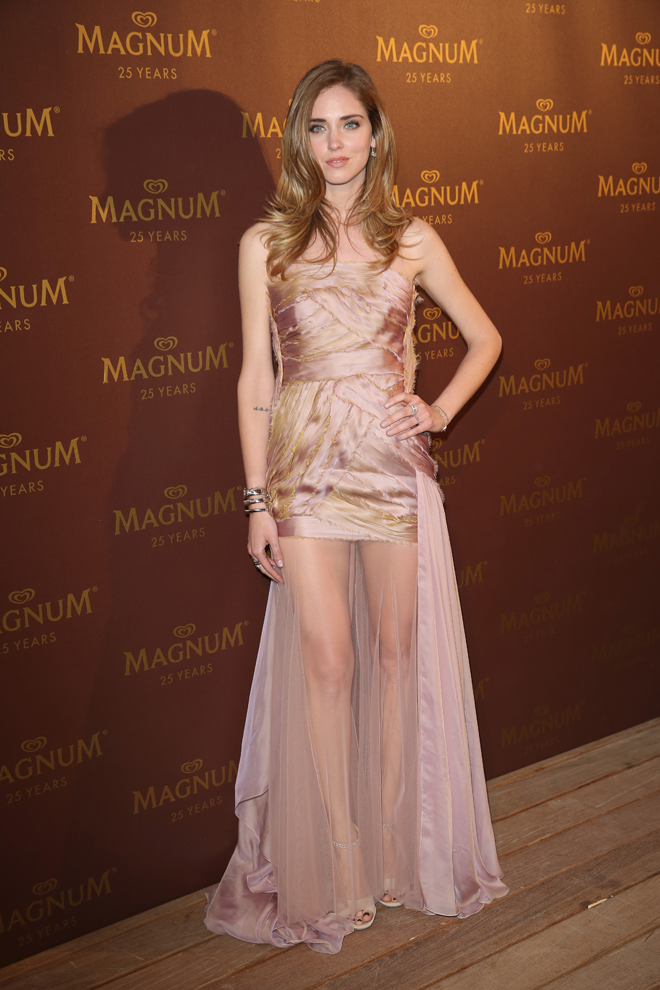 Magnum 25th Anniversary Party - The 67th Annual Cannes Film Festival