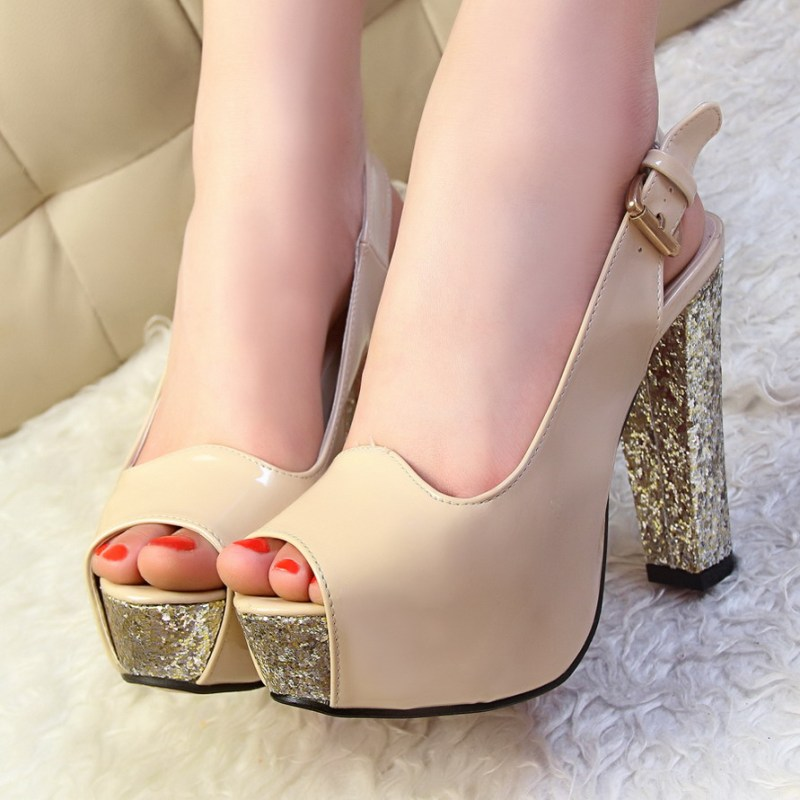 2013-fashion-paillette-high-heeled-platform-thick-heel-open-toe-sandals-female-high-heeled-shoes