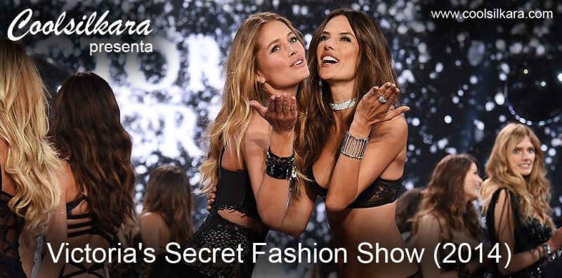 2014 Victoria's Secret Fashion Show (2014) Banner