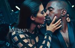 Balmain SS15 menswear ad campaign #4